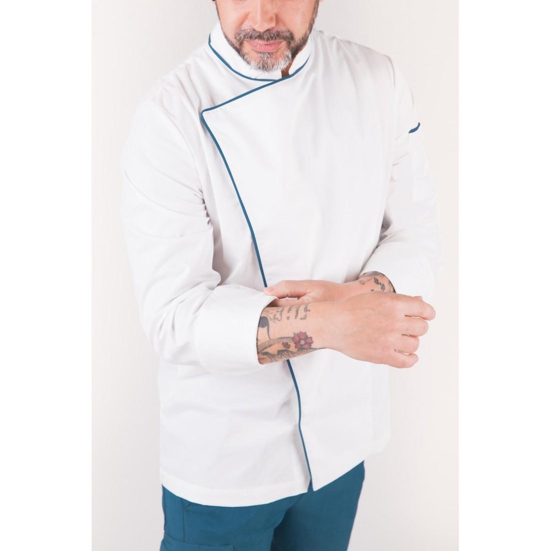 Casaca cocinero modelo ALAN