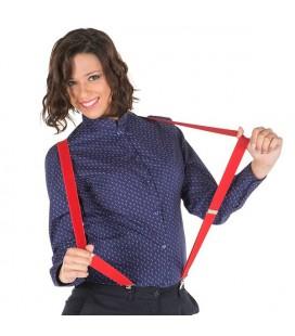 Camisa de trabajo para señora modelo Fiorella Gaviotas