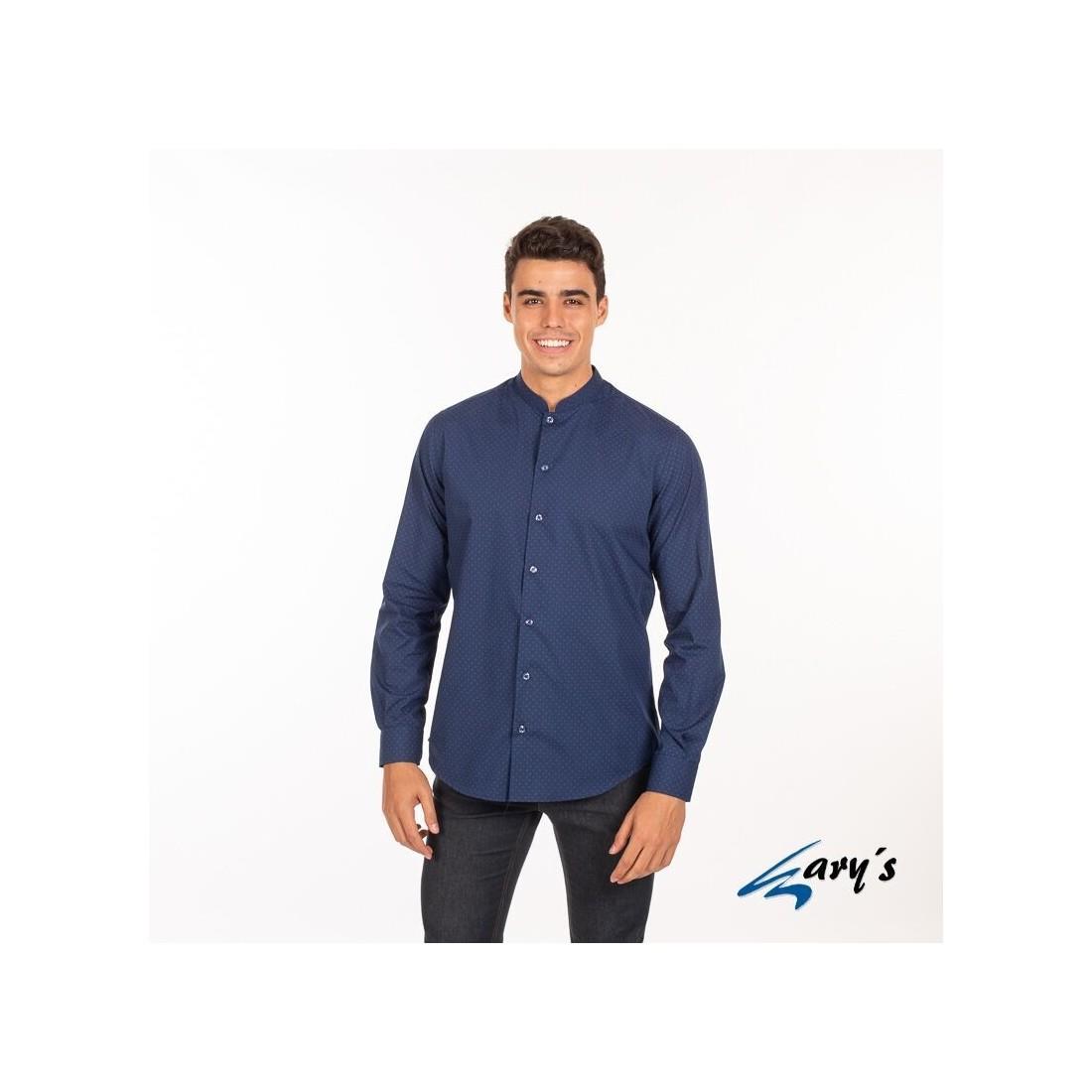 Camisa elegante de caballero para el trabajo modelo Fiore