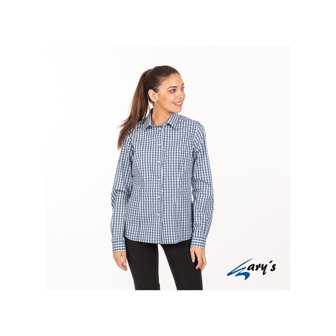 Camisa de trabajo para mujer modelo Gilda