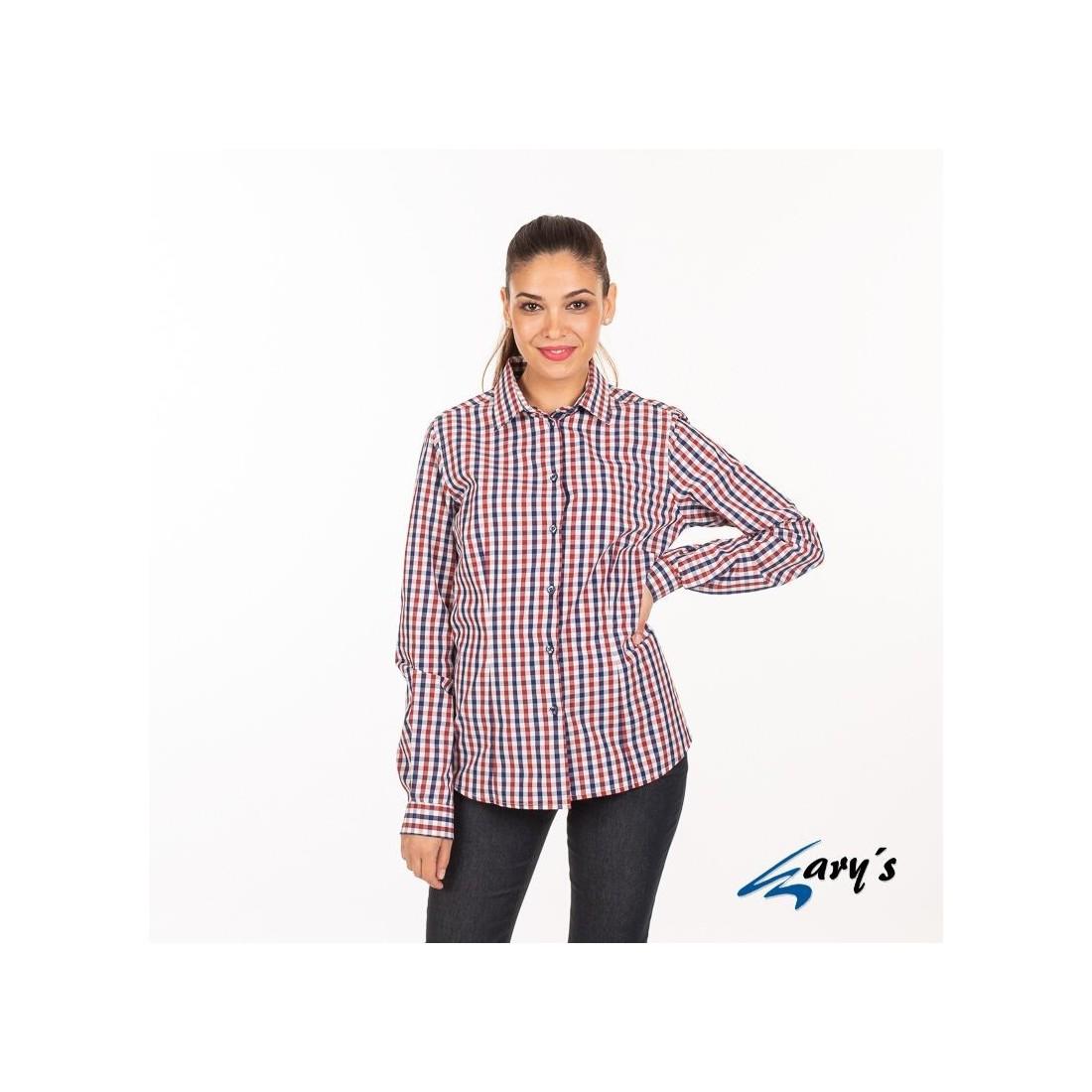 Camisa de recepcionista modelo Stella