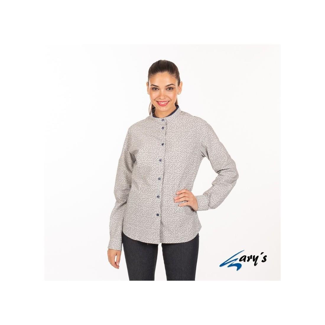 Camisa de trabajo para mujer modelo Regina