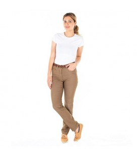 Pantalón elástico de trabajo para mujer