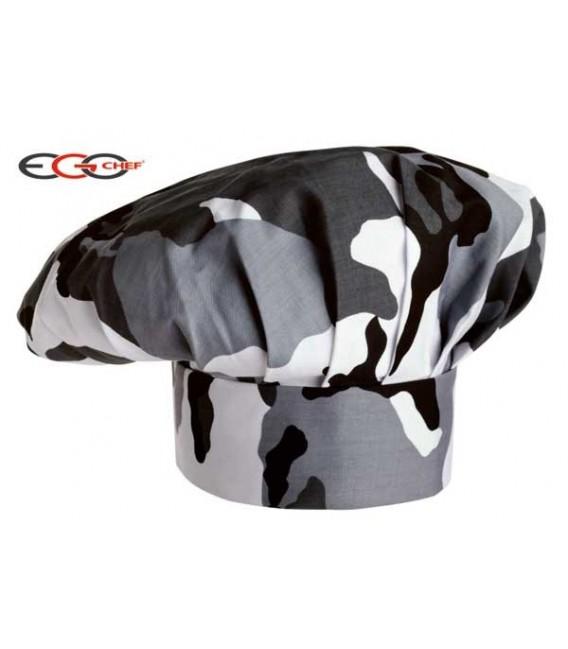 Gorro cocinero militar