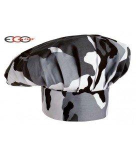 Gorro cocinero militar modelo Artic