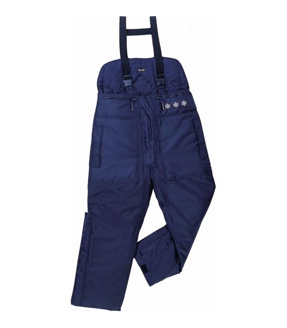 Pantalón isotérmico azul marino