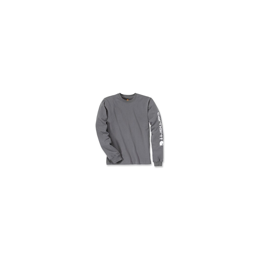Camiseta logo long sleeve Carhartt