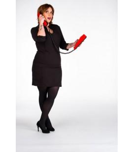 Vestido recepcionista Trival