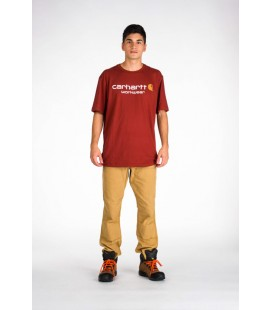 Camiseta manga corta Carhartt