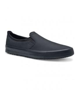 Zapato mocasín de color negro Ollie II