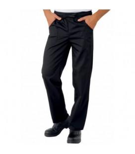 Pantalón con goma antimanchas unisex