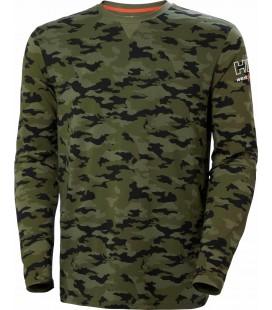 Camiseta militar Helly Hansen