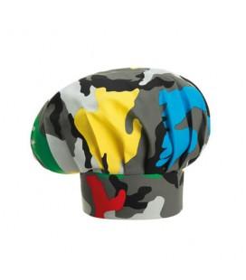 Gorro de cheff Camouflage