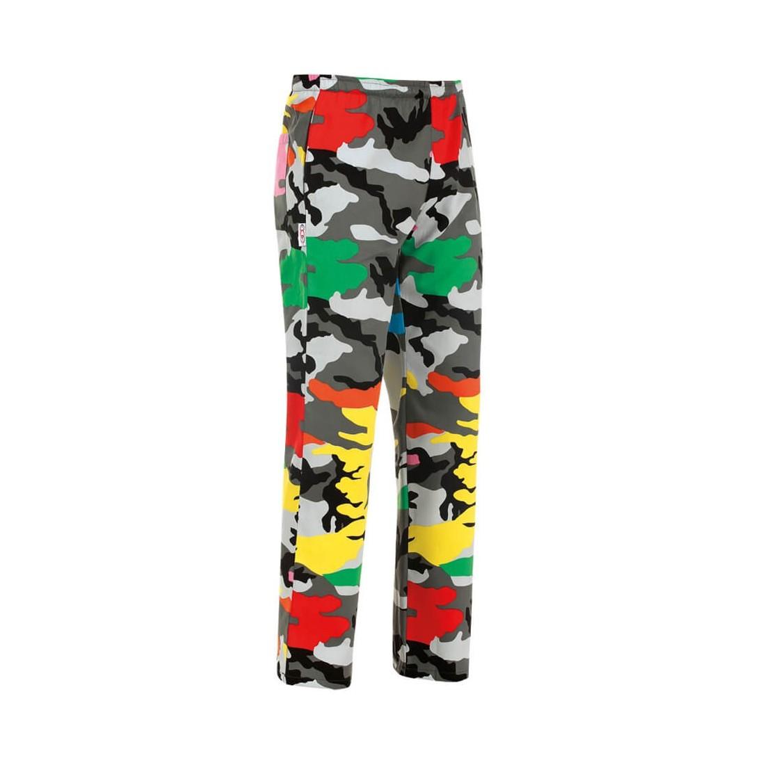 Pantalón estampado Camouflage