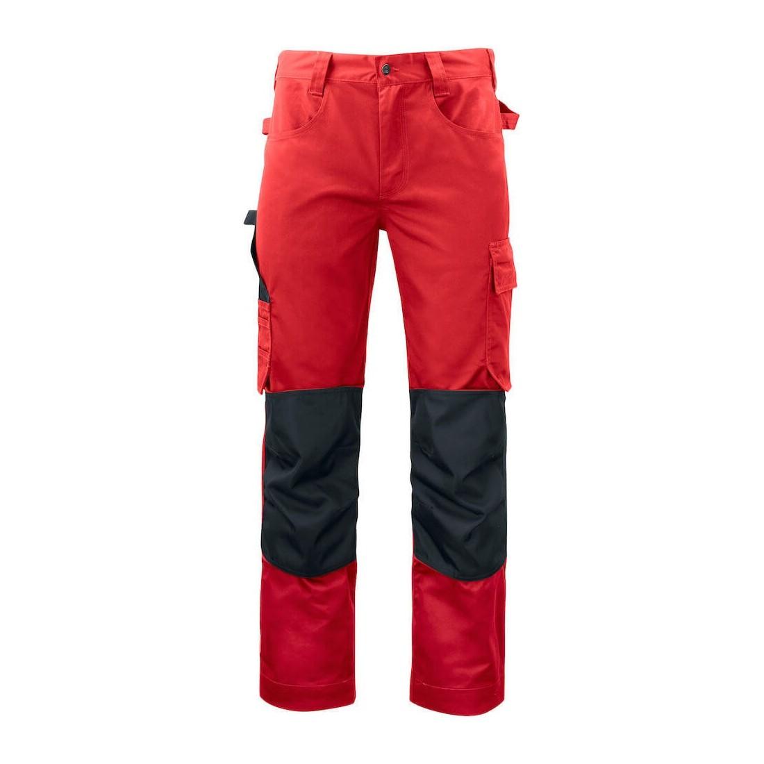 Pantalón multibolsillos combinado varios colores