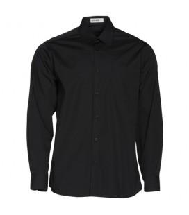 Camisa camarero manga larga