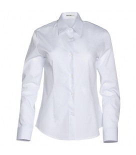 Camisa mujer manga larga basica