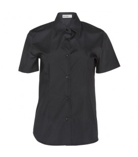 Camisa mujer manga corta basica