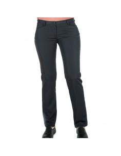 Pantalón elástico de sala señora