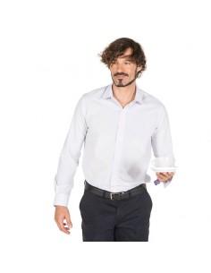 Camisa punteada para hombre...