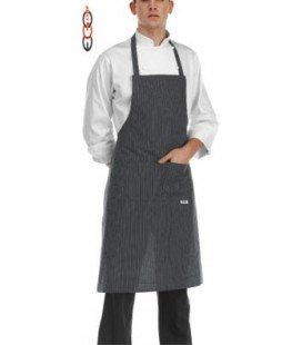 Delantal cocina peto modelo Sir