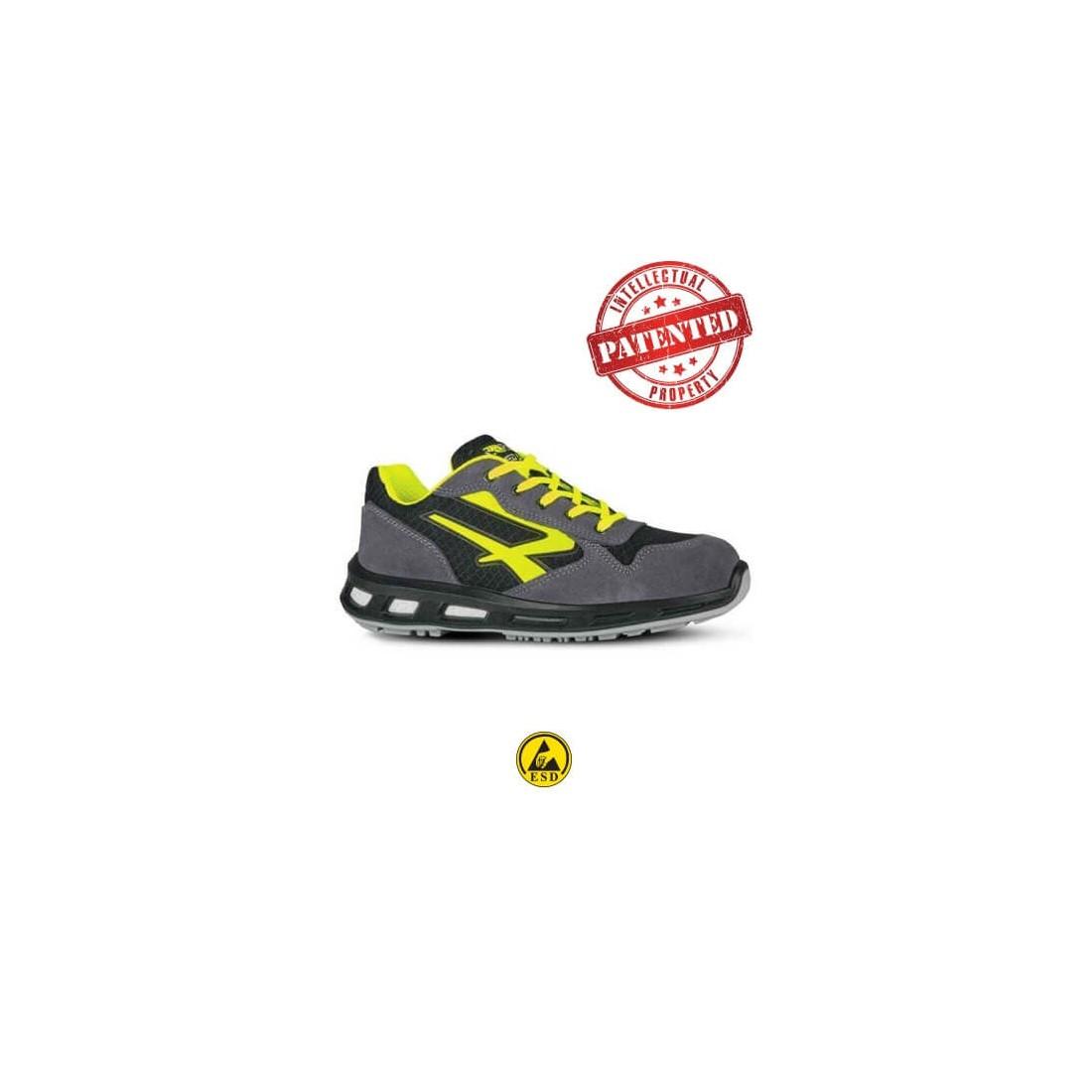 Zapato de seguridad Yellow U Power