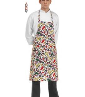 Delantal cocina peto Modelo Spezie 6103108A