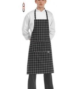 Delantal cocina peto modelo Square