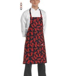 Delantal cocina peto modelo Friend