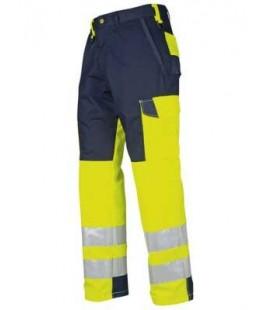 Pantalón trabajo alta visibilidad mod. 6501 - Compra online en Prosegtar