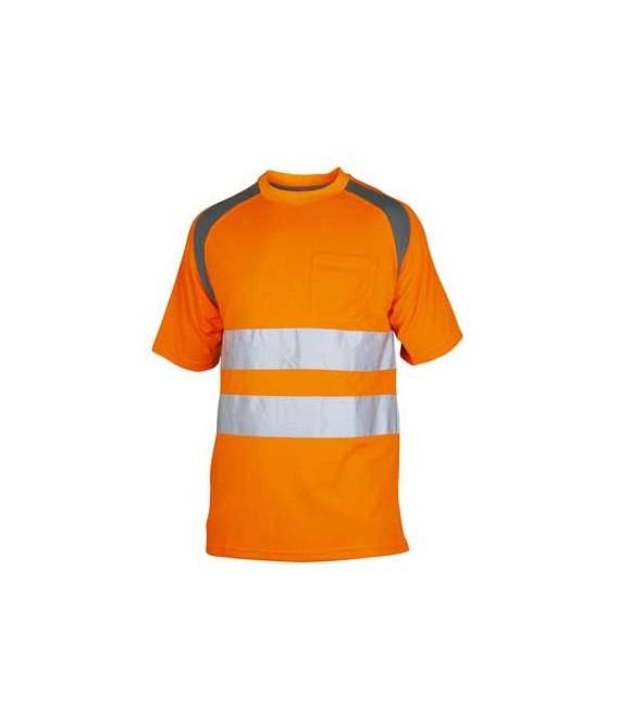 Camiseta alta visibilidad PROJOB 6002
