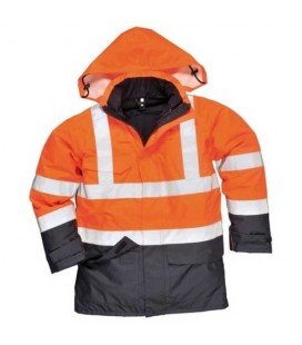 Chaqueta Bizflame alta visibilidad Multi.Protecion s779 - Compra online en Prosegtar