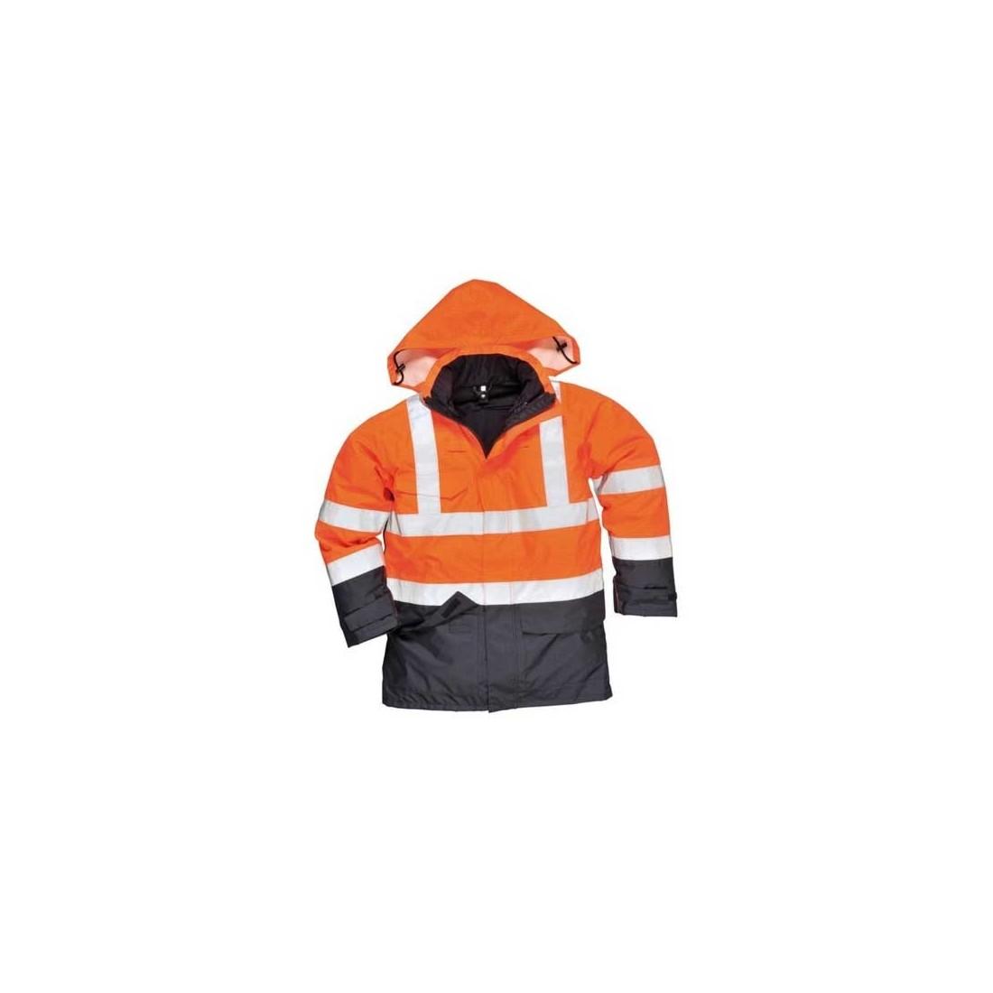 Chaqueta Bizflame alta visibilidad Multi.Protecion s779