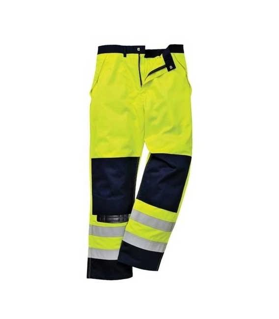 Pantalon Multi-Norm alta visibilidad FR62