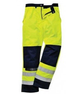 Pantalon Multi-Norm alta visibilidad FR62 - Compra online en Prosegtar