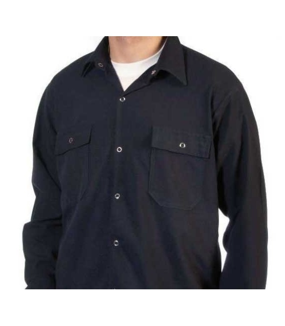Camisa ignifuga-antiestático permanente 11836