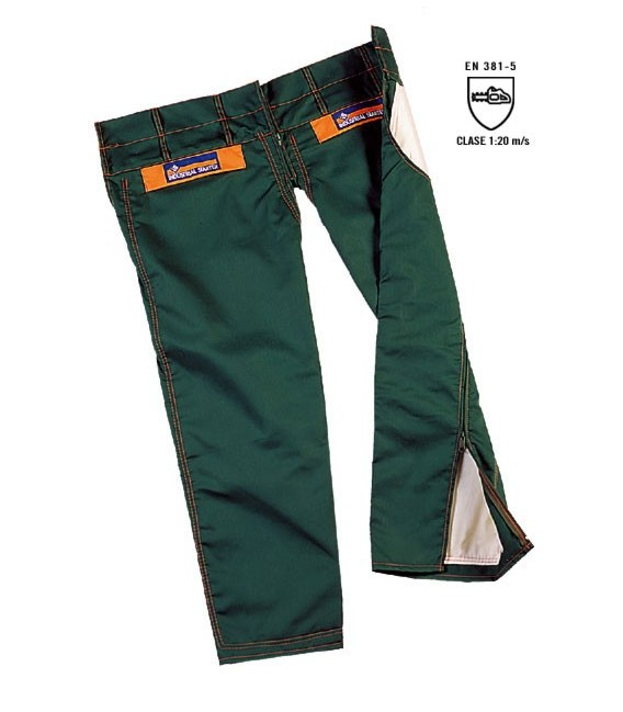 Pantalón Leñador Quijote mod. 08940N
