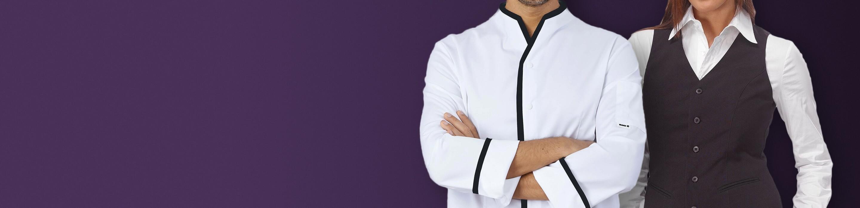 Ropa de hostelería y uniformes de cocina online