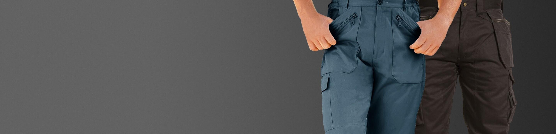 Pantalones de Trabajo - Vestuario Laboral